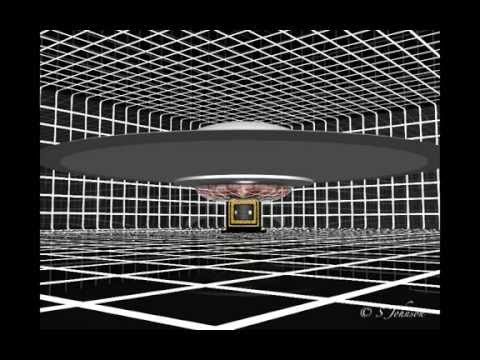 3D Tour of the Forbidden Planet Saucer * Scifisteve