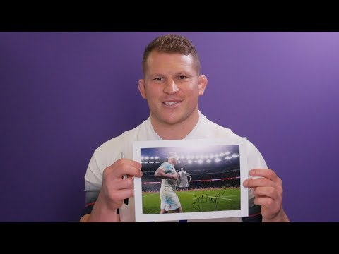 Competition: Win a signed Dylan Hartley photo from 2017! | NatWest 6 Nations