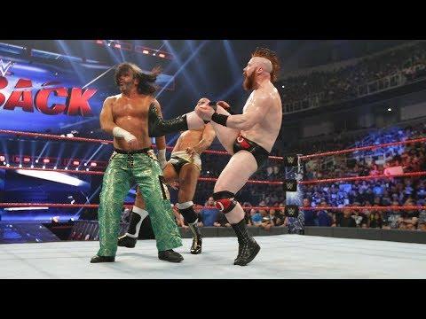 WWE Payback 2017 Highlights HD