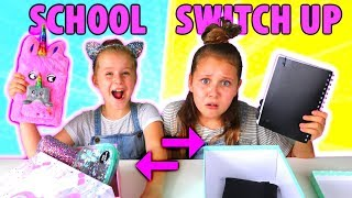 BACK TO SCHOOL SWITCH UP CHALLENGE!! thumbnail