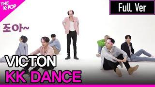 VICTON, KK DANCE (빅톤, ㅋㅋ댄스) Full Version [THE SHOW 200609]