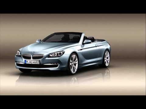 bmw 6 series convertible hardtop - youtube