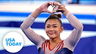 Sunisa Lee wins gold; Friday features U.S. women's soccer and track
