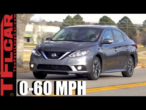 2017 Nissan Sentra Turbo 0 60 Mph Review Is The New Sentra Turbo