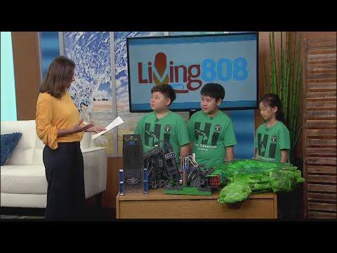 Manoa Elementary School Robotics Team wins World Robotics Competition