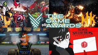 The Game Awards 2018 Full Live Reaction!