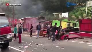 DETIK DETIK ! Kerusuhan di Kawasan Puncak Bogor, Ini yang Sebenarnya Terjadi