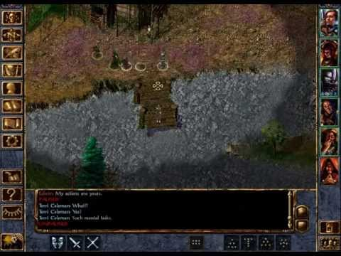 Let's Play Baldurs Gate Enhanced Edition 83: Hero no more |