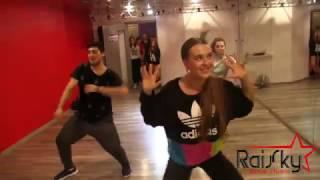 Choreography by Alena Elina BoValigura  Yardie   Пассажир