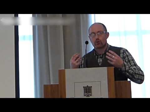 Barry Fitzgerald At All Ireland Paracon 2014