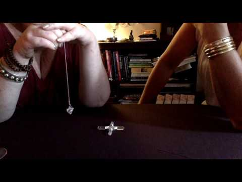 Let's Talk About Pendulums - With Black Witch S & Blonde Gypsy