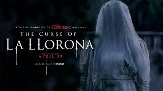 The Curse of La Llorona | Official Trailer | Experience it in IMAX® Theatres