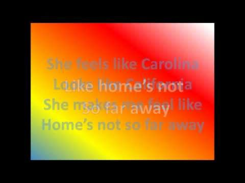 Parmalee-Carolina Lyric Video