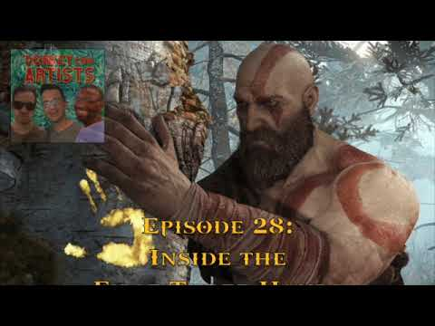 Inside the First Three Hours of 'God of War' | Donkey Con Artists