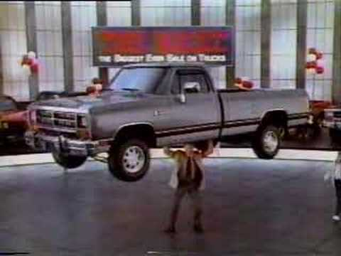 1990 Dodge Truck Commercial Youtube