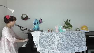 ★「ヨルガオ」〜nano.RIPE〜新曲★みんなのうた2019・8月&9月放送分〜Piano&Vocal★