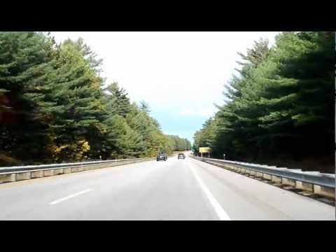 Drive to Loon Mountain Club Resort, Lincoln, NH