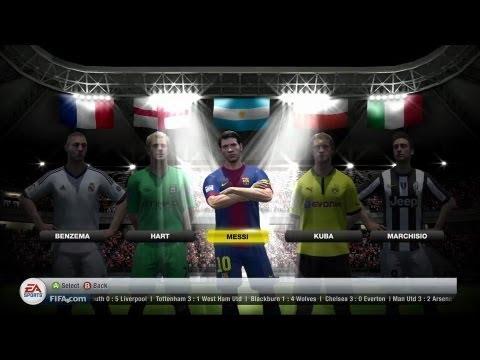 FIFA Soccer 13 - Ultimate Team Trailer