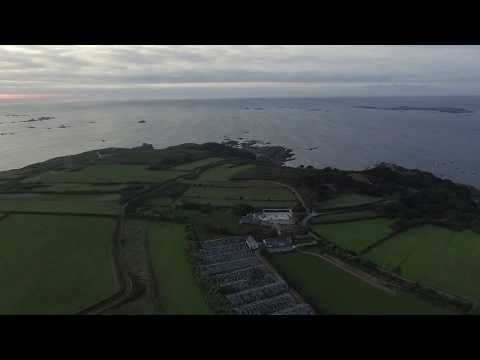 Torteval Guernsey Channel Islands Phantom 3 Advanced