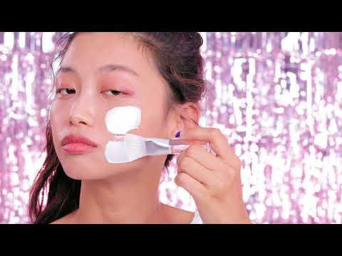 DIAMOND Peel-Off Mask ft. Disco Kitten | I Dew Care Tutorials