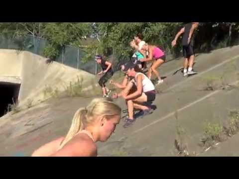 Boot Camp Exercises Ideas - Urban Street Training