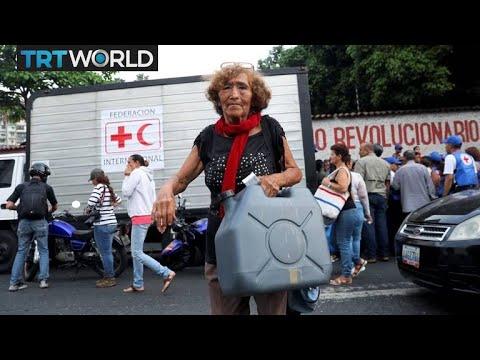 Venezuela in Turmoil: Caracas residents face shortages of clean water