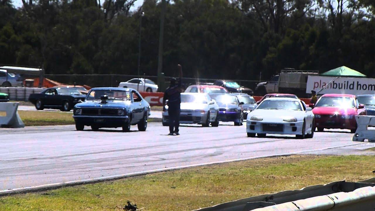 Muscle vs Import - HT Monaro vs Toyota Supra - Blown V8 vs Turbo 6 ...