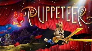 CGR Undertow - PUPPETEER review for PlayStation 3