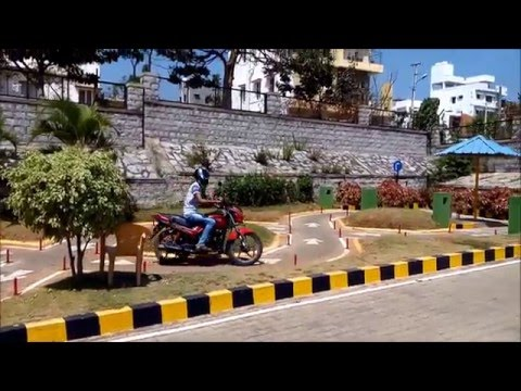 Rto Test Symbol >> Jnanabharathi RTO - DL Test Track, Bangalore - Kharasach | Latest Video News Portal Pakistan