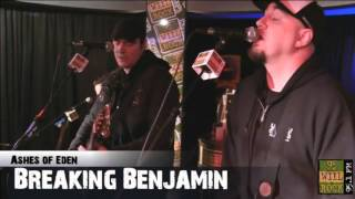 Breaking Benjamin - Acoustic Tour (Angels Fall, Ashes of Eden, Failure)