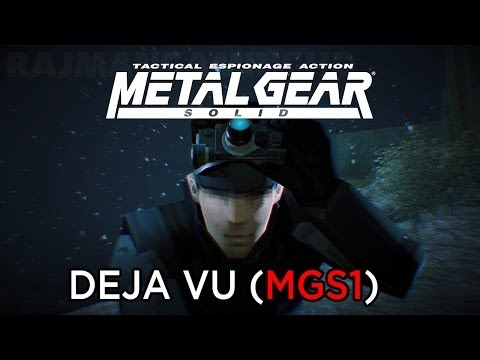 Metal Gear Solid 5: Ground Zeroes - Deja Vu Extra Ops PS4 [1