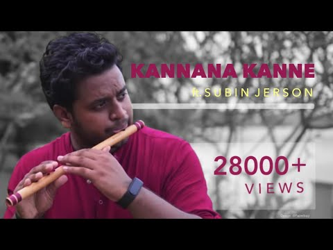 Kannaana Kanne Instrumental Cover | Wind And Keys | Viswasam | D. Imman | Sid Sriram |