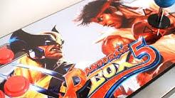 Original Pandora's Box 5 Unboxing & Review 960 Game Arcade Console