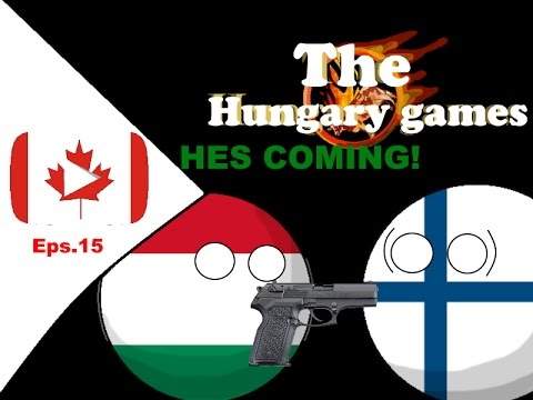 CountryBalls [eps.15]  HUNGARY GAMES