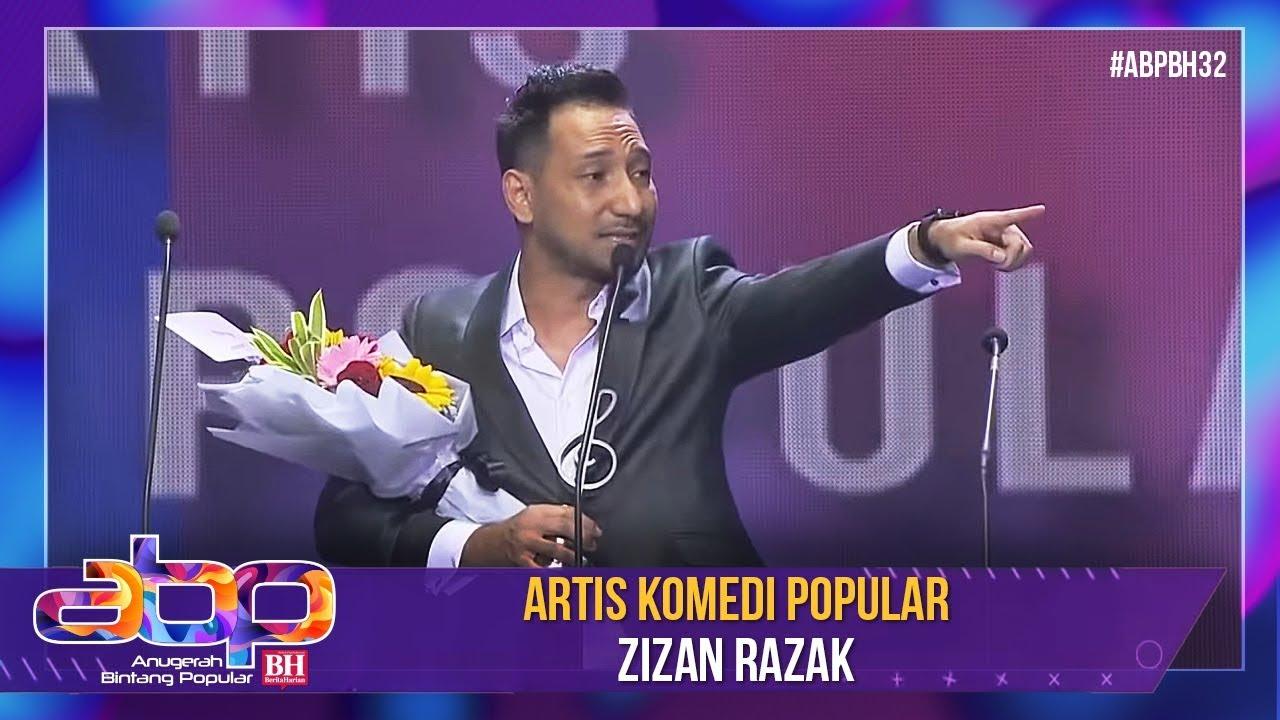 Zizan Razak - Artis Komedi Popular | #ABPBH32