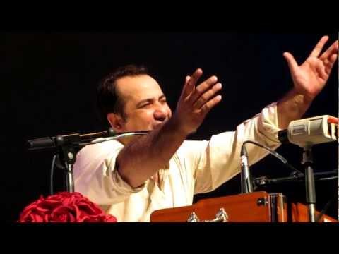 Rahat Fateh Ali Khan Je Tu Rab Nu Manonan Live DMH Leicester OCT 2012