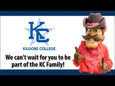 How to log into AccessKC for Online Orientation at Kilgore College