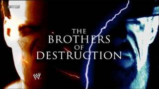 The Brothers of Destruction