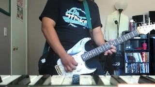The Adicts - The Whole World Has Gone Mad Guitar Cover