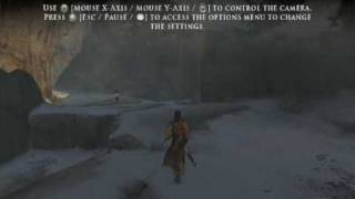 Prince of Persia 2008 (The Fallen King)Gameplay Tutorial