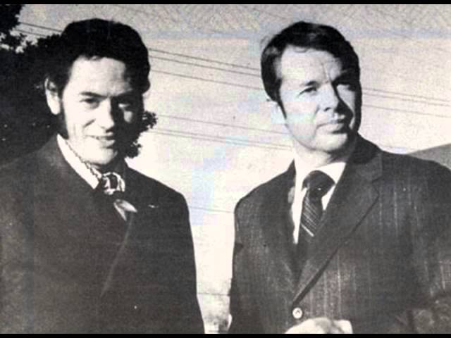 Scotty Turners first meeting with Audie Murphy