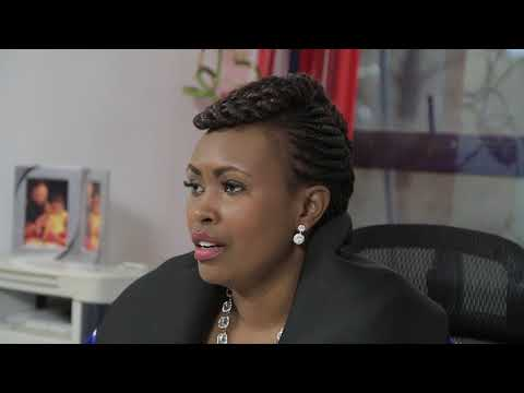 Caroline Mutoko, Chief Marketing Officer, Radio Africa Group