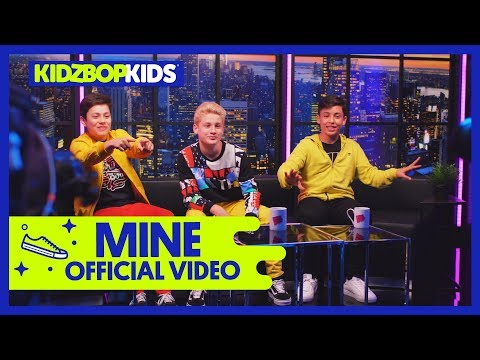 KIDZ BOP Kids – Mine (Official Music Video) [KIDZ BOP 38]