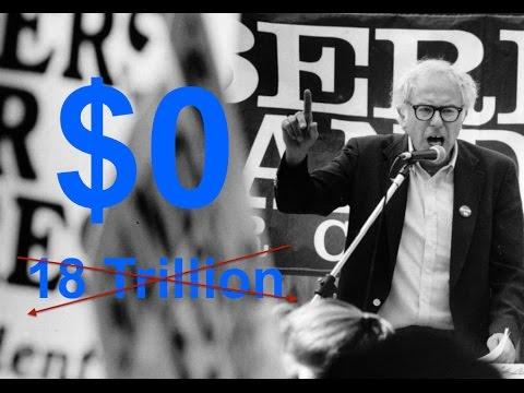 The Real Cost of Bernie Sanders