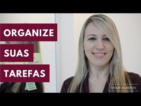 Organize Suas Tarefas Diárias - Universidade Do Empreendedor