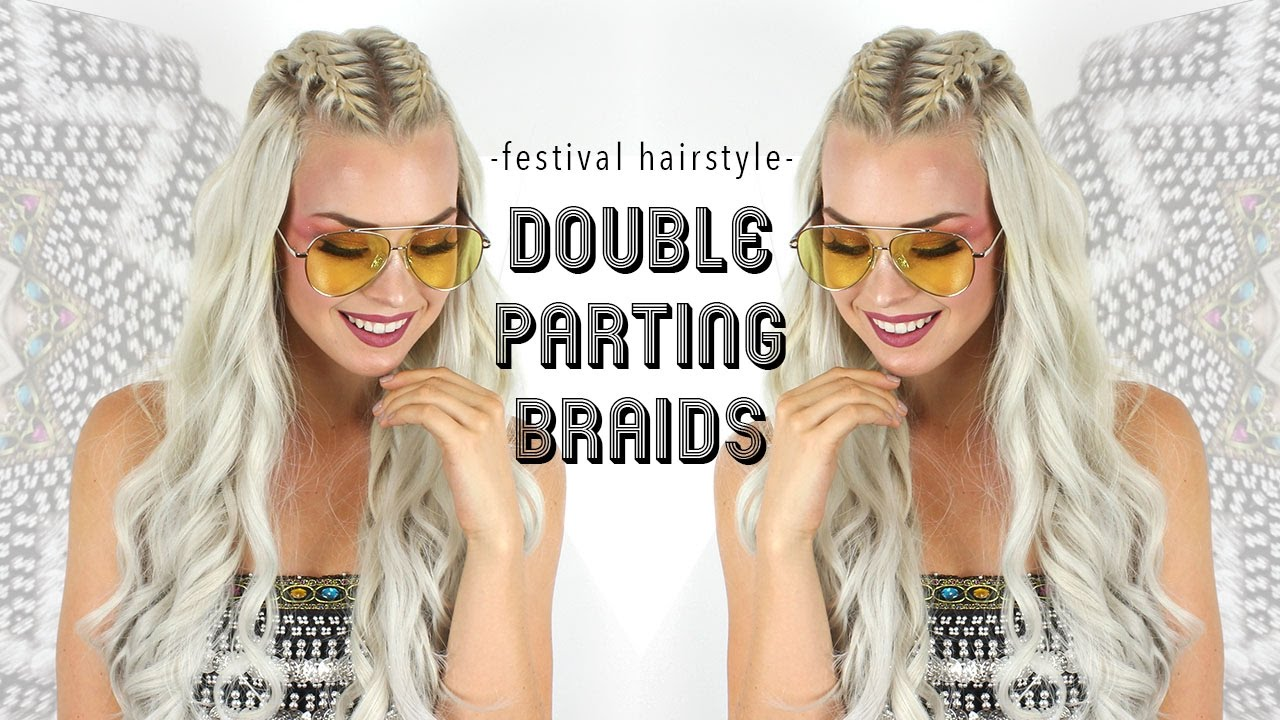 pictures 3 Genius Festival Hair Ideas to Try at Your Next Festival