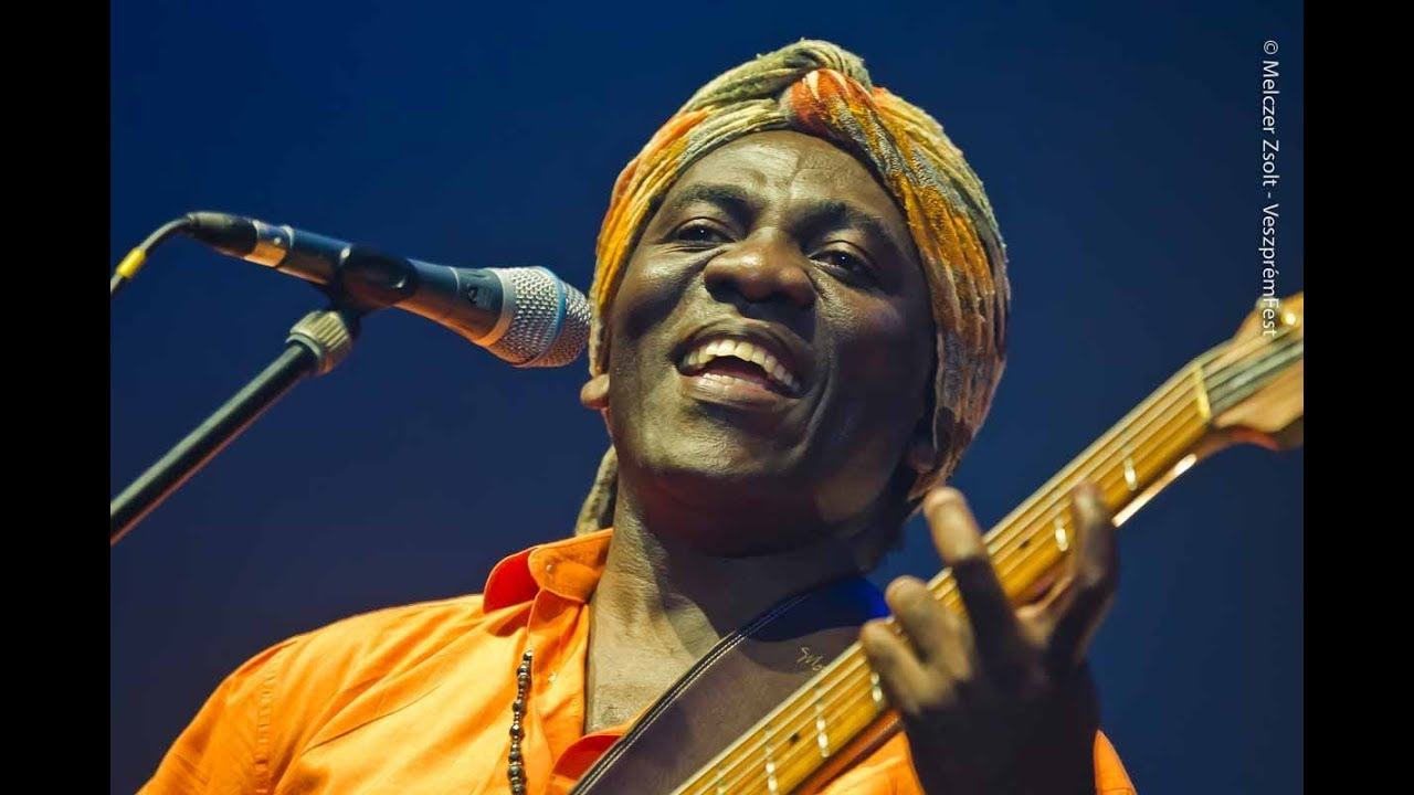 VeszprémFest 2017 - Richard Bona and the Mandekan Cubano - Live (full concert)