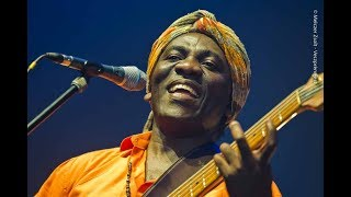 Richard BONA and the Mandekan Cubano live at VeszpremFest 2017