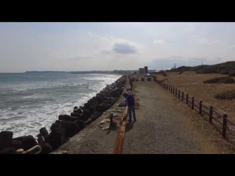 Isumi, Chiba Japan - An idyllic paradise an hour and change