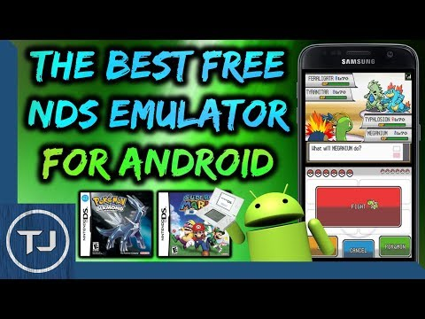 The Best FREE Nintendo DS Emulator For Android!